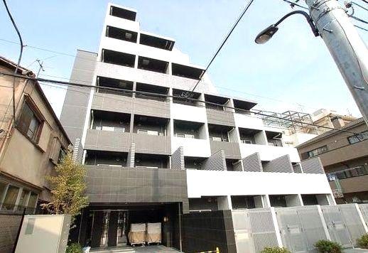 東京都新宿区、神楽坂駅徒歩7分の築6年 8階建の賃貸マンション