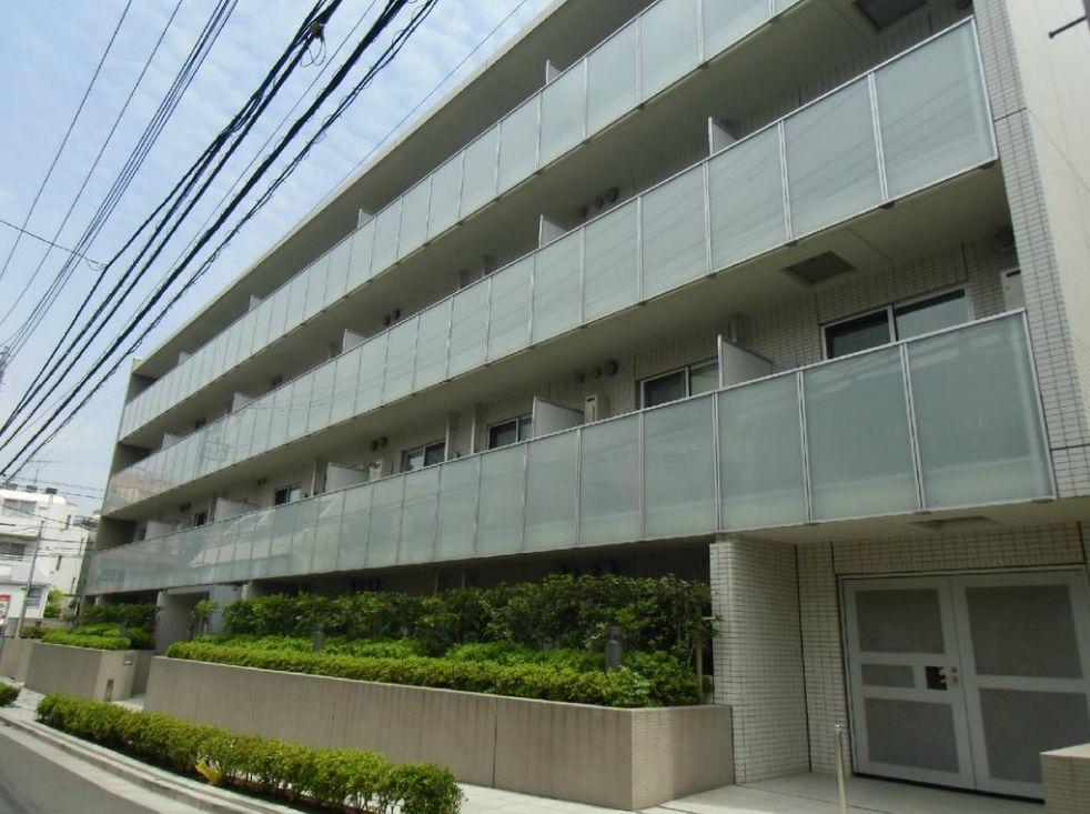 東京都新宿区、東新宿駅徒歩13分の築6年 5階建の賃貸マンション