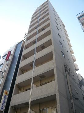 東京都新宿区、信濃町駅徒歩6分の築12年 13階建の賃貸マンション