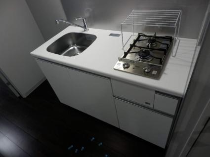 ZOOM九段下[1K/26.23m2]のキッチン