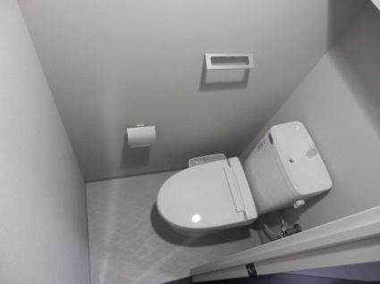 ZOOM九段下[1K/26.23m2]のトイレ