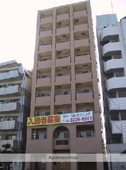 東京都新宿区、東新宿駅徒歩11分の築11年 9階建の賃貸マンション