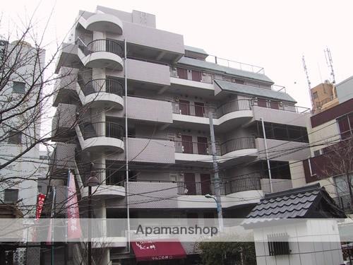 東京都新宿区、四ツ谷駅徒歩11分の築28年 7階建の賃貸マンション