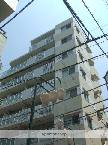 東京都新宿区、四谷三丁目駅徒歩10分の築12年 8階建の賃貸マンション