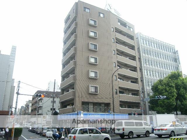 東京都新宿区、神楽坂駅徒歩9分の築13年 9階建の賃貸マンション