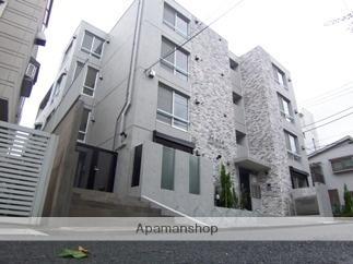 東京都新宿区、四谷三丁目駅徒歩9分の築10年 4階建の賃貸マンション