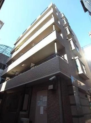 東京都新宿区、神楽坂駅徒歩8分の築16年 6階建の賃貸マンション