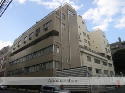 東京都新宿区、市ケ谷駅徒歩5分の築41年 7階建の賃貸マンション