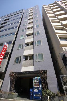 東京都文京区、後楽園駅徒歩7分の築11年 11階建の賃貸マンション