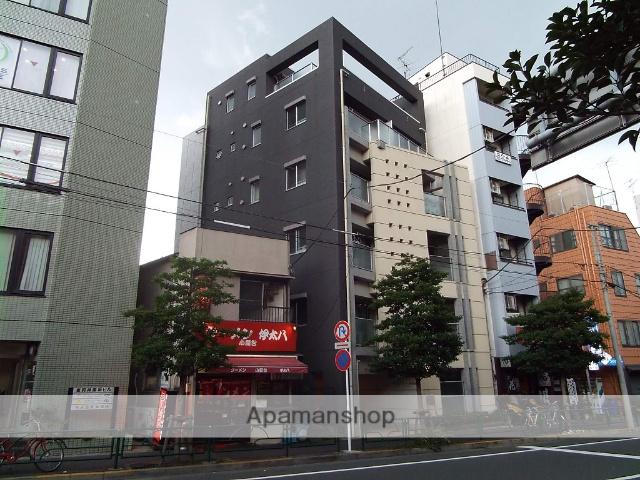 東京都新宿区、神楽坂駅徒歩5分の築13年 6階建の賃貸マンション