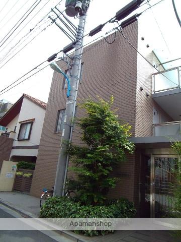 東京都新宿区、市ケ谷駅徒歩6分の築14年 4階建の賃貸マンション