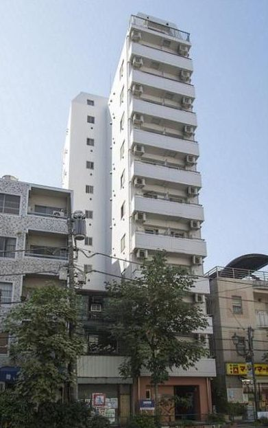 東京都文京区、上野広小路駅徒歩5分の築13年 12階建の賃貸マンション