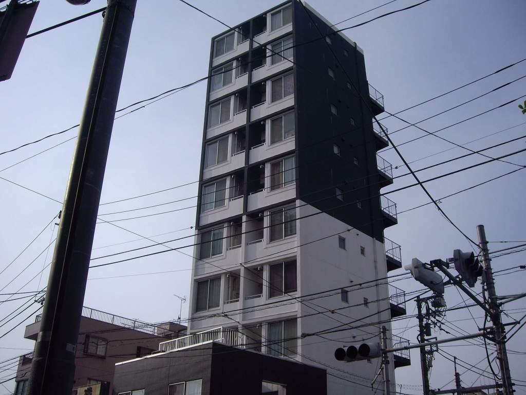 東京都新宿区、神楽坂駅徒歩10分の築10年 10階建の賃貸マンション