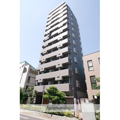 東京都新宿区、東新宿駅徒歩12分の築16年 13階建の賃貸マンション
