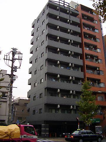 東京都文京区、茗荷谷駅徒歩15分の築18年 10階建の賃貸マンション