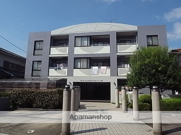 東京都国立市、矢川駅徒歩19分の築27年 3階建の賃貸マンション