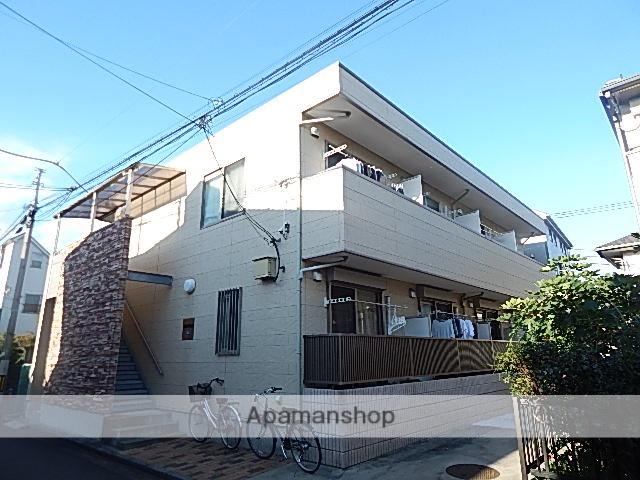 東京都立川市、立川駅徒歩15分の築12年 2階建の賃貸アパート