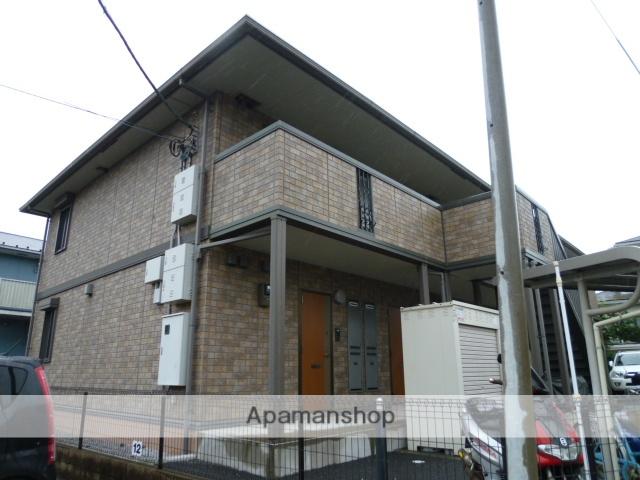 東京都日野市、高幡不動駅徒歩20分の築12年 2階建の賃貸アパート