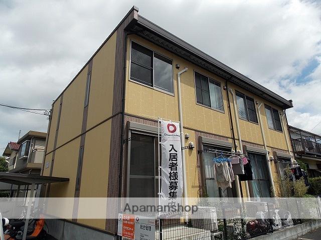 東京都福生市、牛浜駅徒歩8分の築10年 2階建の賃貸アパート