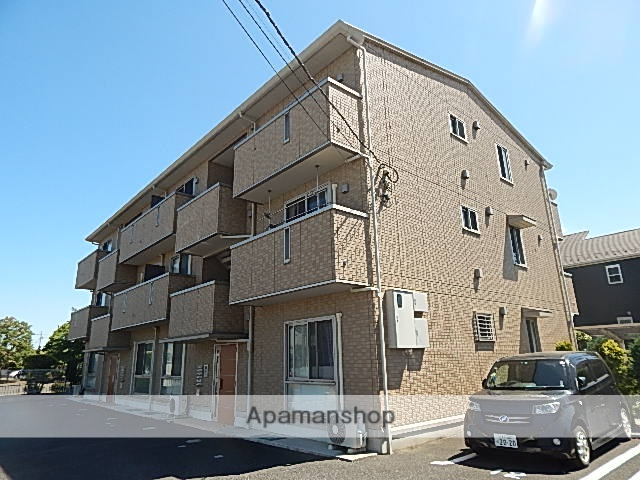東京都西多摩郡瑞穂町、箱根ケ崎駅徒歩25分の築7年 3階建の賃貸マンション