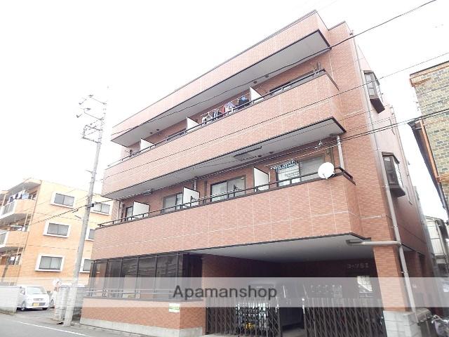 東京都昭島市、西立川駅徒歩14分の築12年 3階建の賃貸マンション
