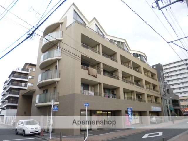 東京都日野市、日野駅徒歩2分の築11年 5階建の賃貸マンション