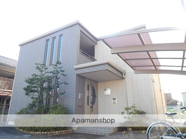 東京都日野市、日野駅徒歩6分の築12年 2階建の賃貸マンション