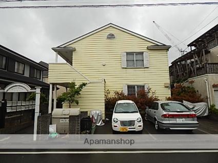 東京都立川市、高松駅徒歩12分の築20年 2階建の賃貸アパート