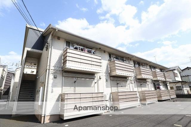 東京都立川市、立飛駅徒歩12分の築10年 2階建の賃貸アパート
