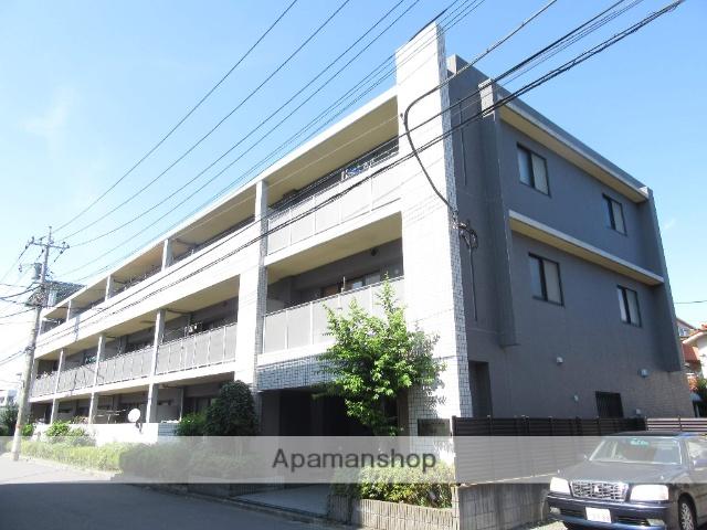 東京都立川市、立飛駅徒歩14分の築14年 3階建の賃貸マンション