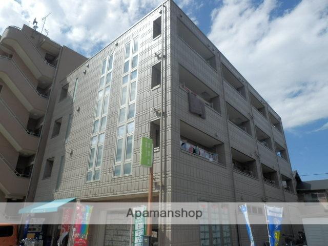 東京都昭島市、東中神駅徒歩12分の築8年 4階建の賃貸マンション