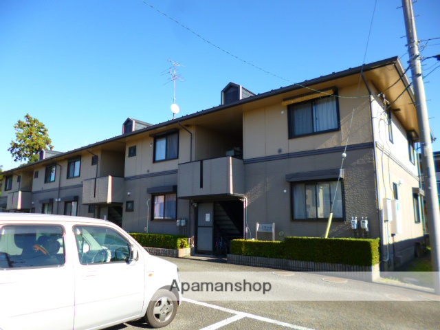 東京都立川市、武蔵砂川駅徒歩8分の築22年 2階建の賃貸アパート