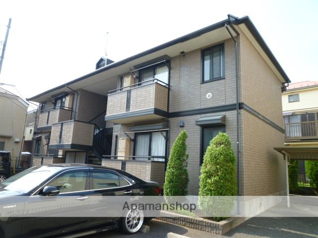 東京都立川市、西武立川駅徒歩24分の築16年 2階建の賃貸アパート