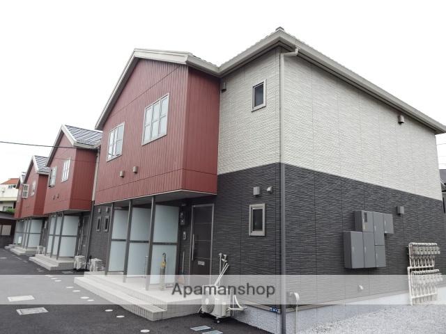 東京都昭島市、中神駅徒歩27分の築3年 2階建の賃貸アパート