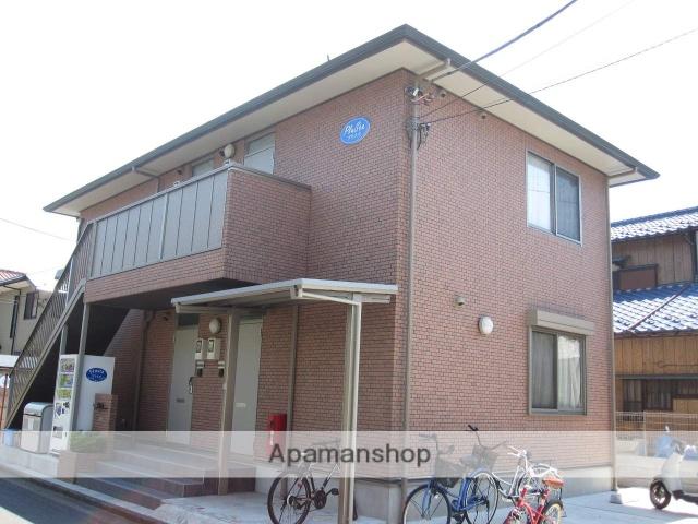 東京都立川市、西国立駅徒歩11分の築8年 2階建の賃貸アパート