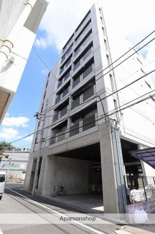 東京都立川市、西国立駅徒歩5分の築9年 8階建の賃貸マンション