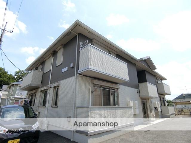 東京都小平市、国分寺駅バス20分鷹の台下車後徒歩7分の築4年 2階建の賃貸アパート