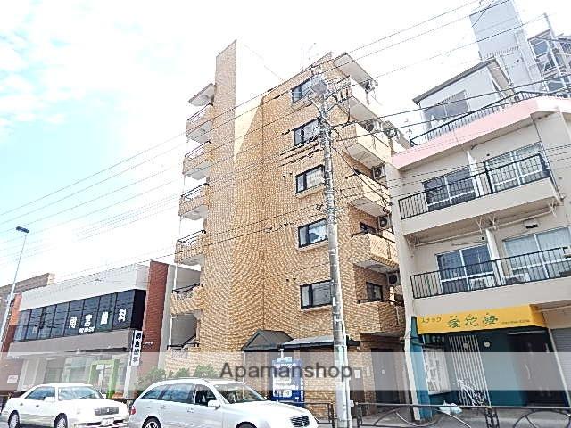 東京都日野市、日野駅徒歩4分の築29年 7階建の賃貸マンション