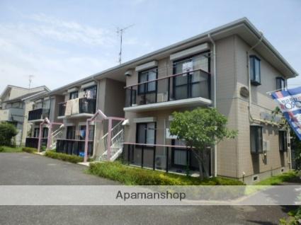 東京都東大和市、西武球場前駅徒歩29分の築21年 2階建の賃貸アパート