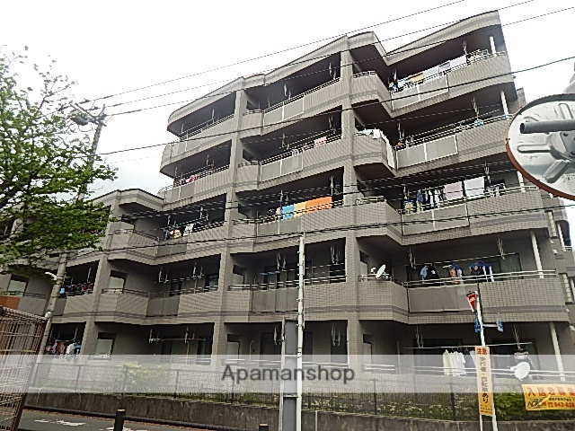 東京都昭島市、昭島駅徒歩18分の築20年 5階建の賃貸マンション