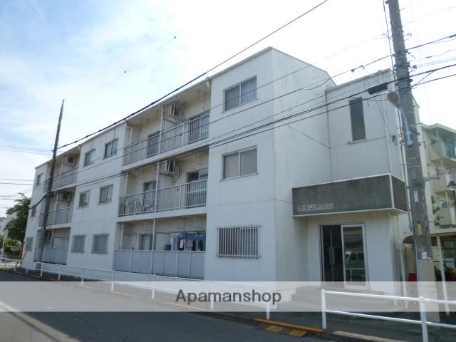 東京都立川市、昭島駅徒歩39分の築28年 3階建の賃貸マンション