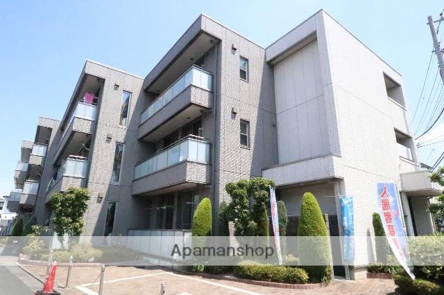 東京都昭島市、西立川駅徒歩25分の築8年 3階建の賃貸マンション
