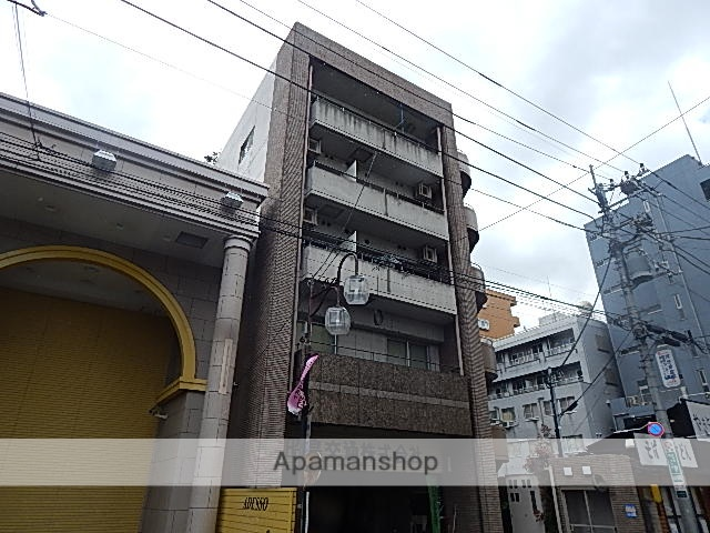 東京都昭島市、中神駅徒歩18分の築20年 5階建の賃貸マンション