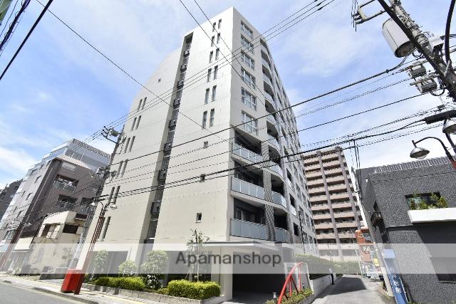 東京都立川市、立川駅徒歩8分の築10年 10階建の賃貸マンション