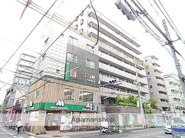 東京都立川市、立川駅徒歩7分の築15年 10階建の賃貸マンション