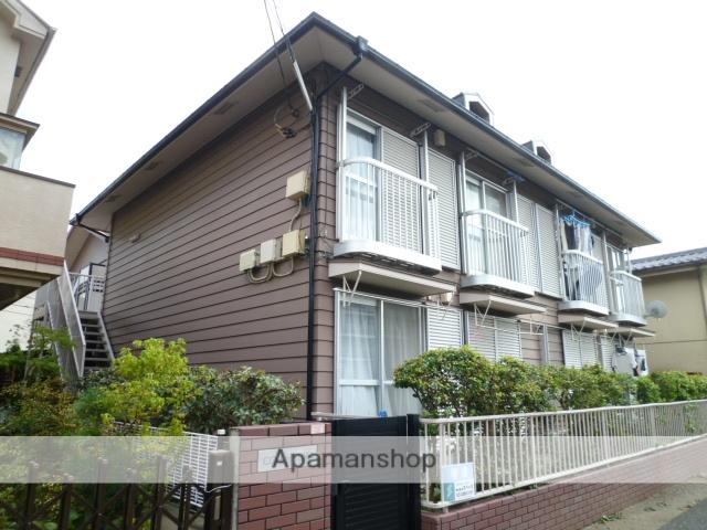 東京都立川市、西国立駅徒歩6分の築29年 2階建の賃貸アパート