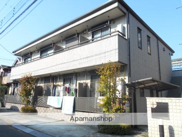 東京都日野市、日野駅徒歩22分の築9年 2階建の賃貸アパート