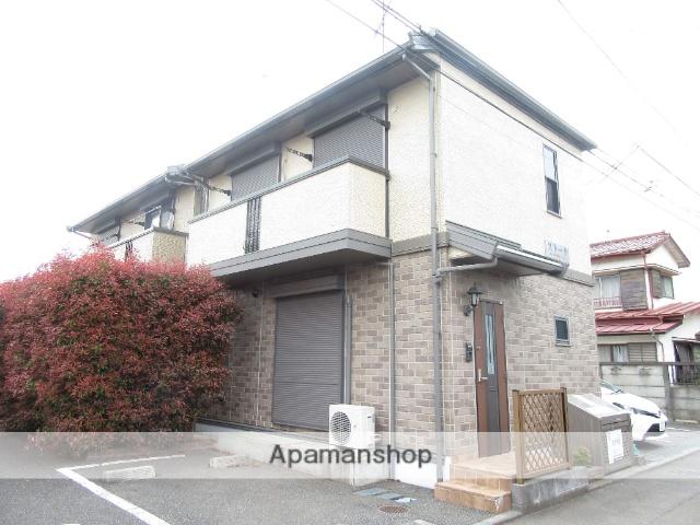 東京都立川市、武蔵砂川駅徒歩18分の築14年 2階建の賃貸アパート