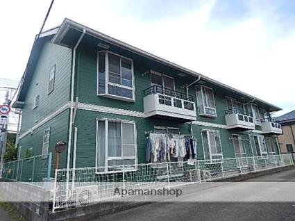 東京都昭島市、昭島駅徒歩23分の築25年 2階建の賃貸アパート