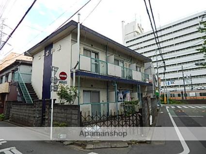 東京都昭島市、西立川駅徒歩14分の築39年 2階建の賃貸マンション